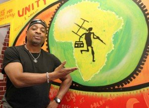 CHUCK D RULES FOR MAMA AFRICA...